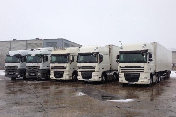 Historic Trucks