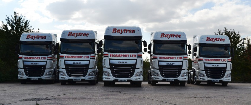 Baytree Transport Company History